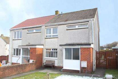 2 Bedrooms Semi Detached House for sale in Leven Court, Hurlford, East Ayrshire