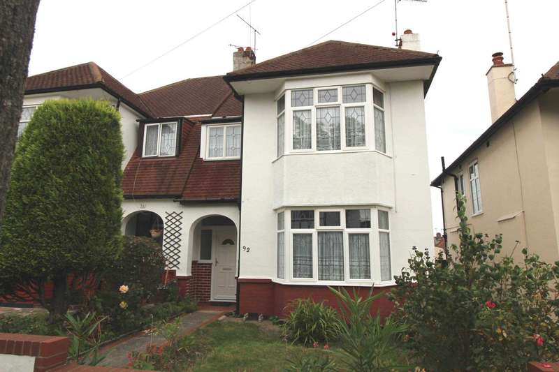 3 Bedrooms Semi Detached House for sale in Marlborough Road, Southend On Sea