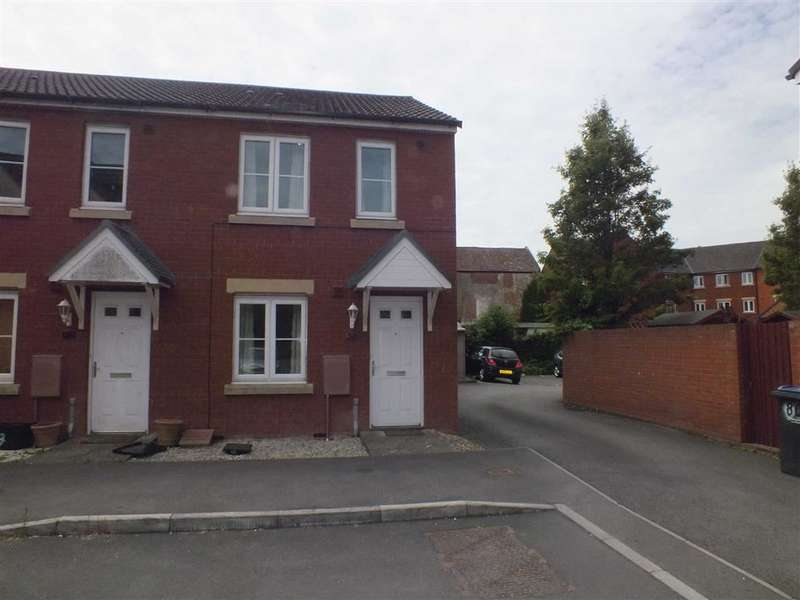 2 Bedrooms End Of Terrace House for rent in Primmers Place, Westbury, Wiltshire, BA13