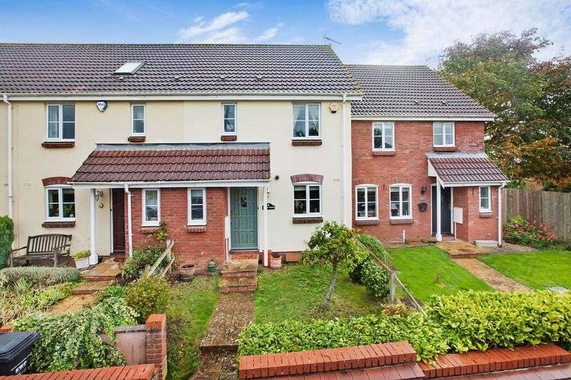 3 Bedrooms Property for sale in Crown Mews West Buckland, TAUNTON