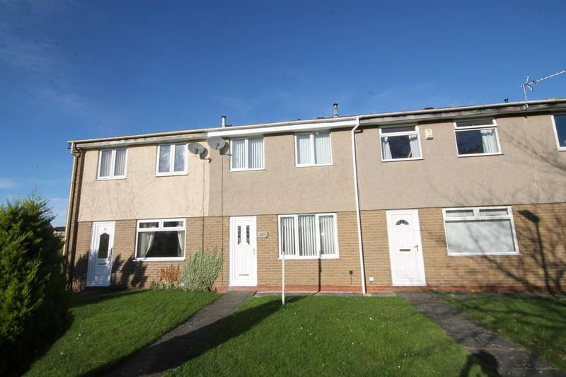3 Bedrooms Terraced House for sale in Harthope Grove, Bishop Auckland