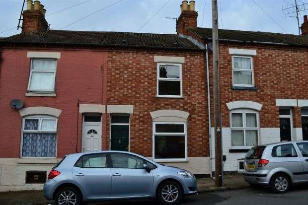2 Bedrooms Terraced House for sale in Lower Hester Street, Semilong, Northampton NN2 6BL