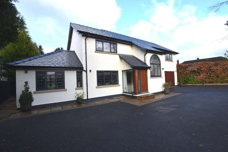 5 Bedrooms Detached House for rent in Yew Tree Way, Prestbury, Macclesfield