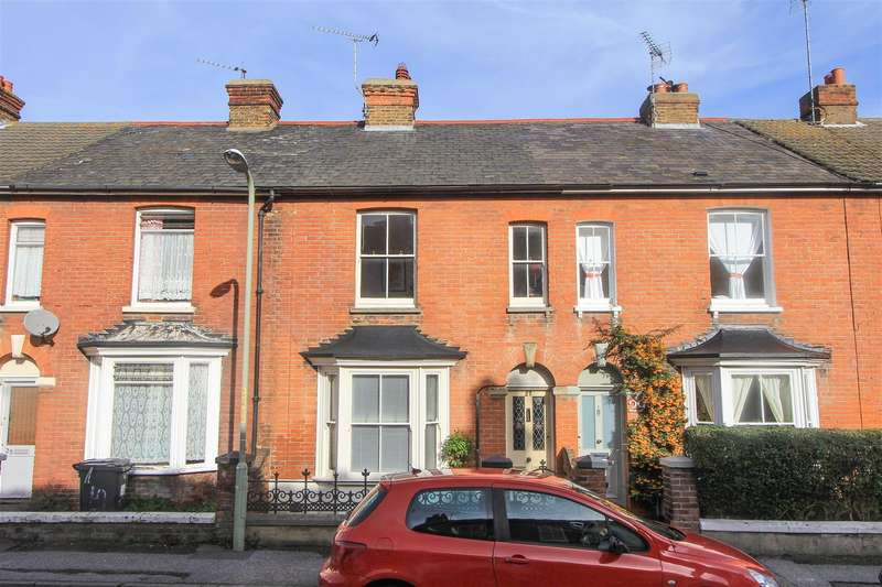 3 Bedrooms Terraced House for sale in Woodlawn Street, Whitstable