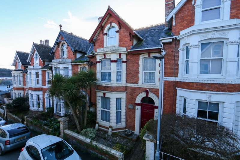 6 Bedrooms Terraced House for sale in Gloucester Road, Teignmouth