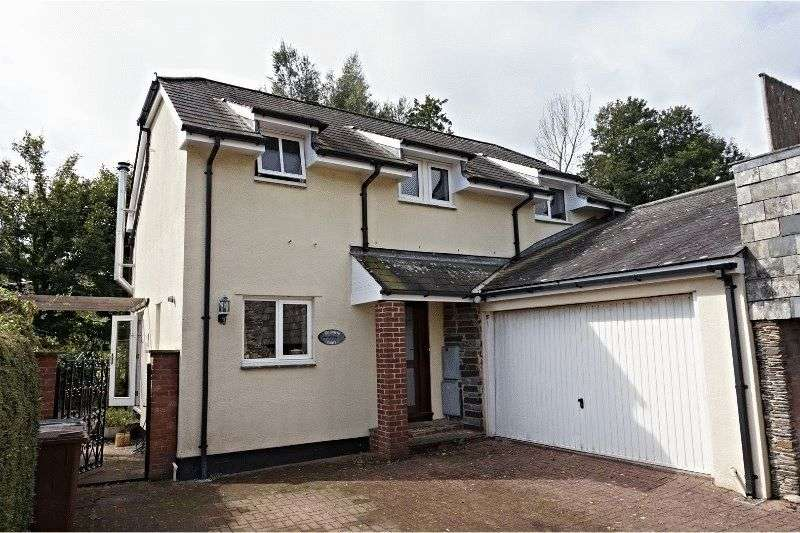 4 Bedrooms Property for sale in Woodland Road Harbertonford, Totnes