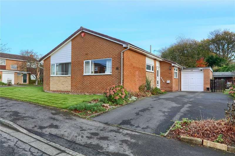 3 Bedrooms Detached Bungalow for sale in High Gill Road, Nunthorpe