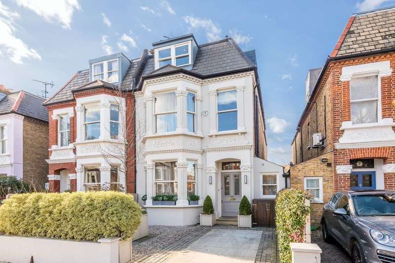 5 Bedrooms House for rent in Homefield Road, Chiswick, W4