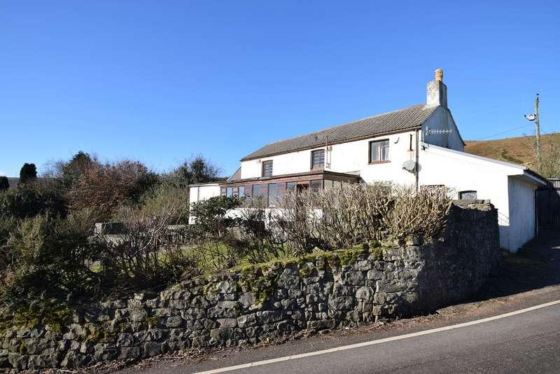 3 Bedrooms Detached House for sale in Penyrheol, Pontypool, NP4