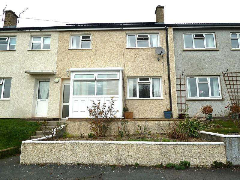 3 Bedrooms Terraced House for rent in Brynawelon , Brecon, Powys.