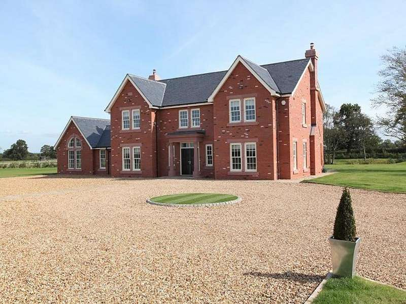 6 Bedrooms Detached House for rent in Lower Peover, Knutsford