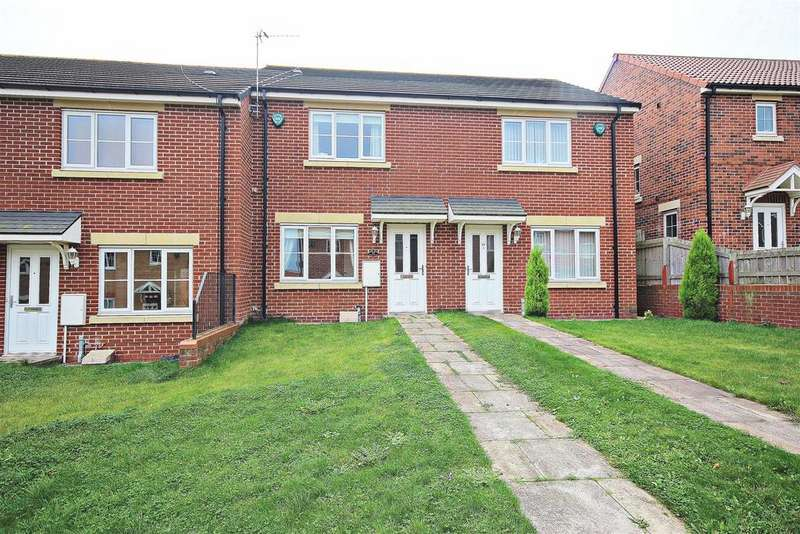 3 Bedrooms Terraced House for sale in Twizell Burn Walk, Pelton Fell, Chester Le Street