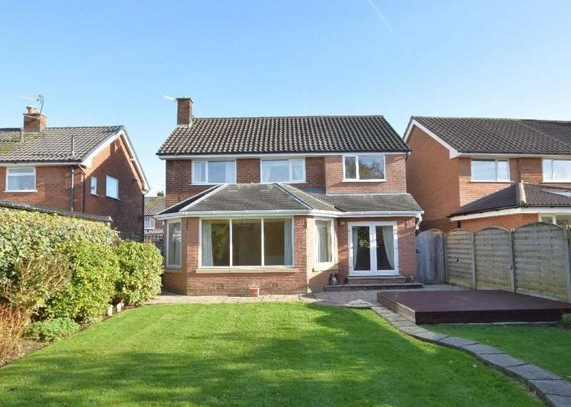 5 Bedrooms Detached House for sale in BUCKINGHAM RD, POYNTON