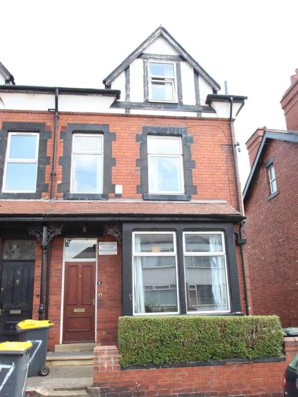 8 Bedrooms Terraced House for rent in Derwentwater Terrace, Headingley, Leeds