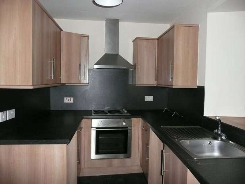 2 Bedrooms Flat for rent in Montrose Street, Brechin, DD9