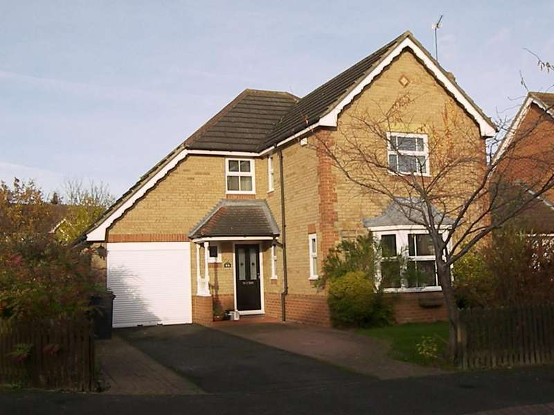 4 Bedrooms Detached House for sale in Boundary Drive, Morpeth