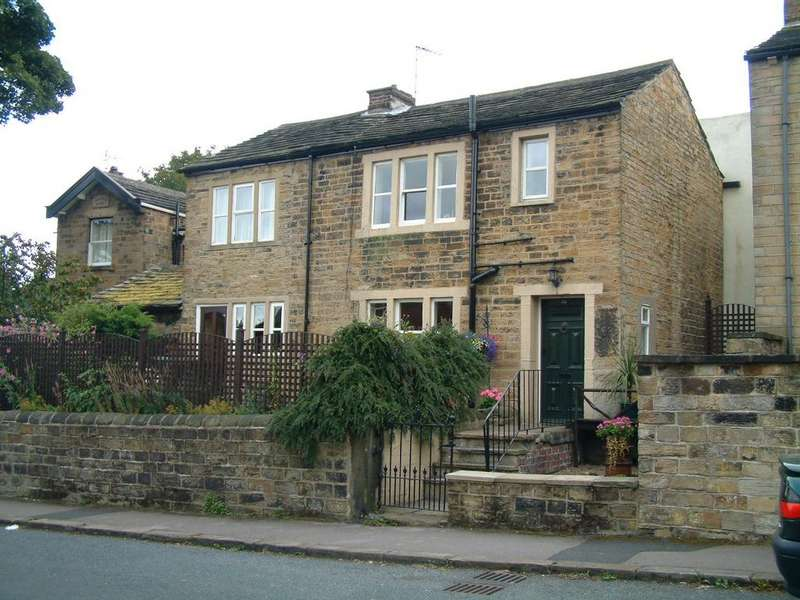 2 Bedrooms Terraced House for sale in Moor lane