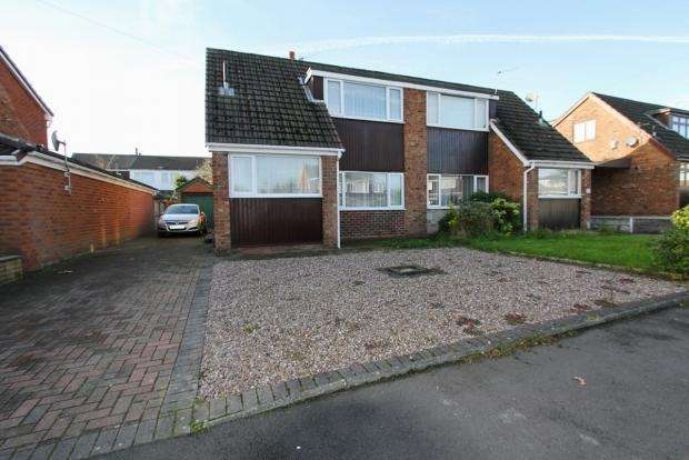 2 Bedrooms Semi Detached Bungalow for sale in Argyll Close Ashton In Makerfield Wigan