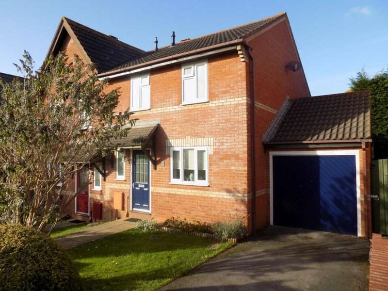 3 Bedrooms Semi Detached House for sale in Cheriswood Avenue, Exmouth