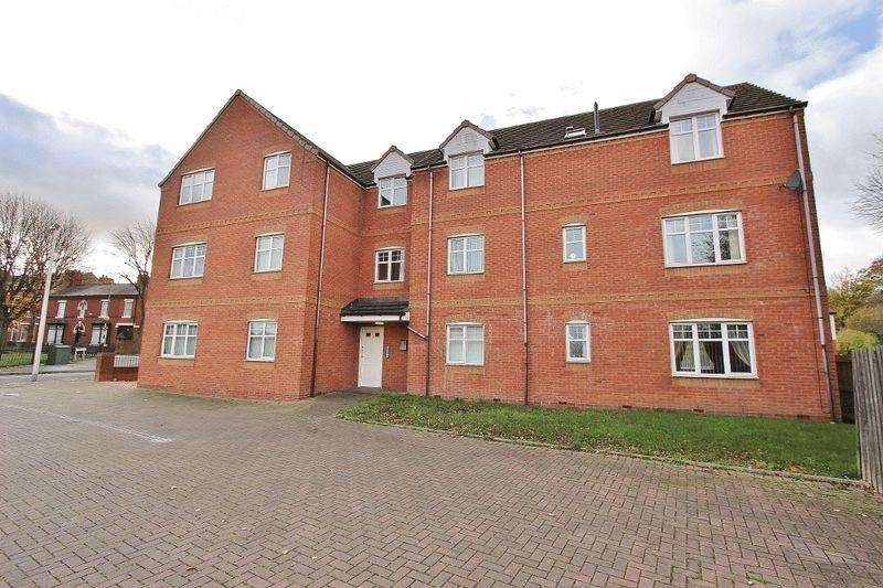 2 Bedrooms Apartment Flat for sale in Dudley Road, Tipton