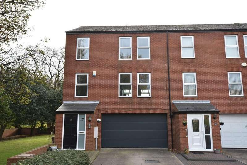4 Bedrooms End Of Terrace House for sale in Corby Hall Drive, Ashbrooke