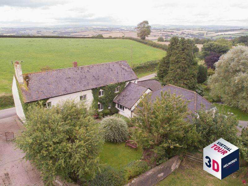 6 Bedrooms Detached House for sale in Kings Nympton, Umberleigh