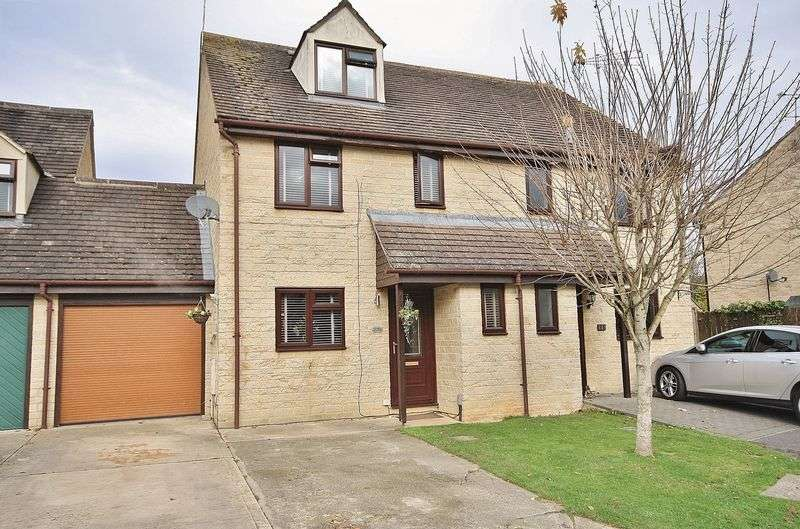 4 Bedrooms Property for sale in Manor Road, Witney