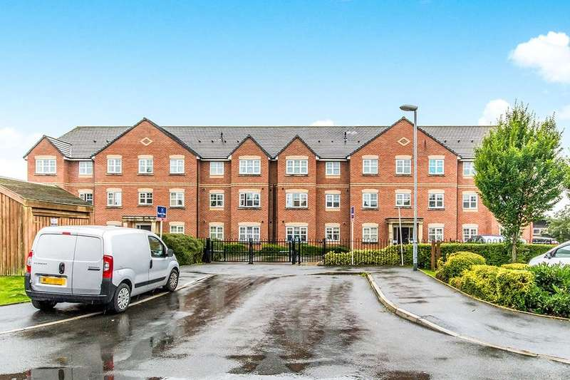 2 Bedrooms Flat for sale in Palatine Street, Denton, Manchester, M34