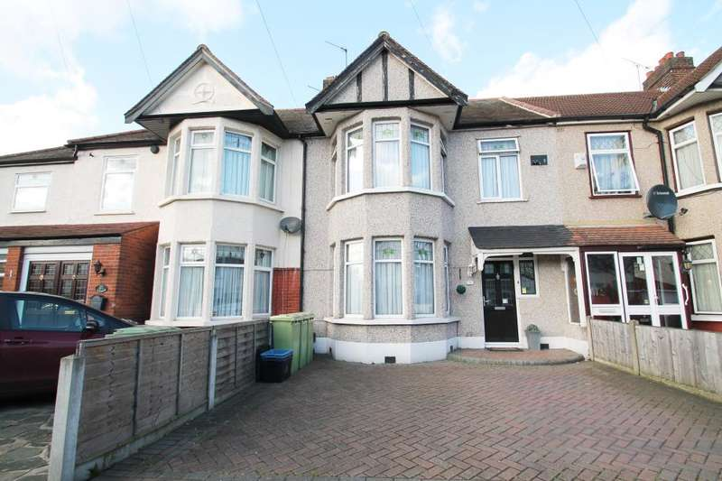 3 Bedrooms Terraced House for sale in GLENWOOD GARDENS