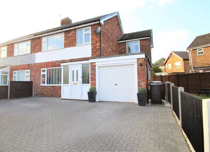 4 Bedrooms Semi Detached House for sale in OXTON DRIVE, TADCASTER, LS24 8AH