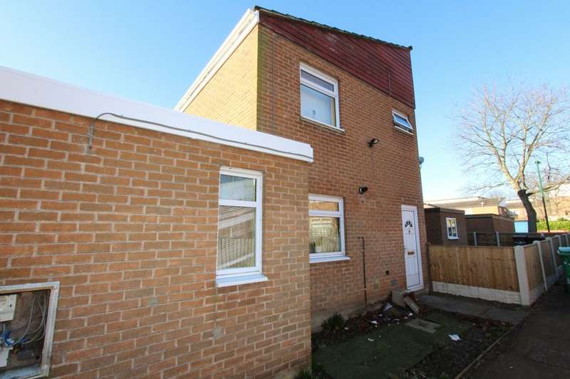 3 Bedrooms Semi Detached House for sale in Fylingdale Way, Wollaton, Nottingham, NG8