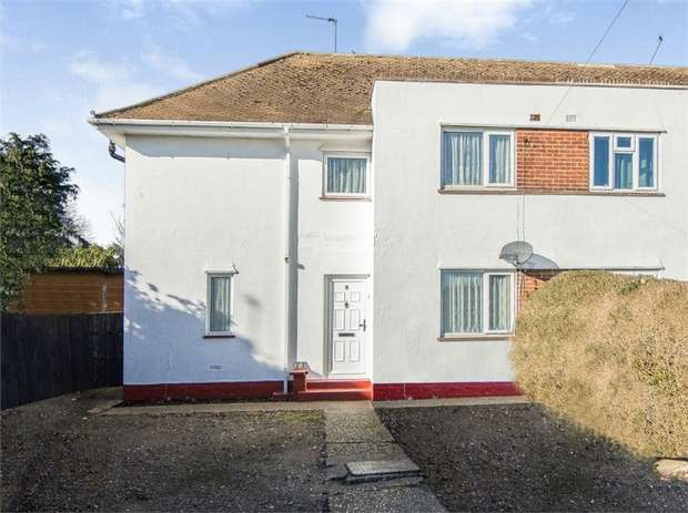3 Bedrooms Semi Detached House for sale in Hamilton Close, Ramsgate, Kent