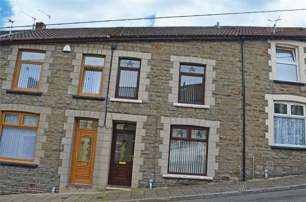 3 Bedrooms Terraced House for sale in King Street, Miskin, Mountain Ash, Mid Glamorgan