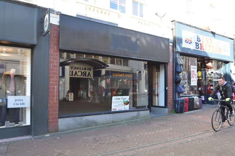 Shop Commercial for rent in 75 Old Christchurch Road, Bournemouth, Dorset BH1 1EW