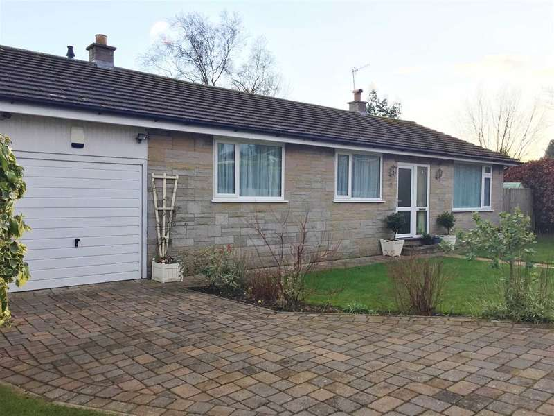 3 Bedrooms Bungalow for sale in Highcroft, Hunmanby