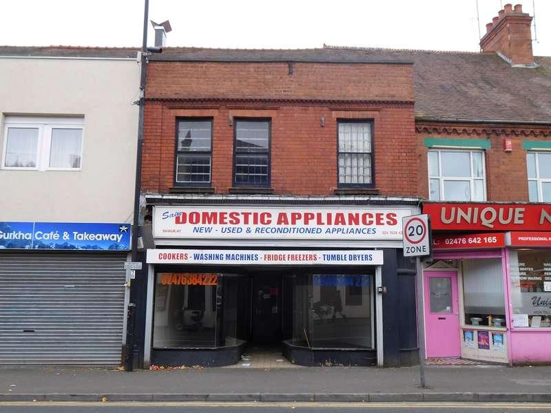 Shop Commercial for rent in 62 Queens Road,Nuneaton,Warwickshire,CV11 5JZ, Nuneaton