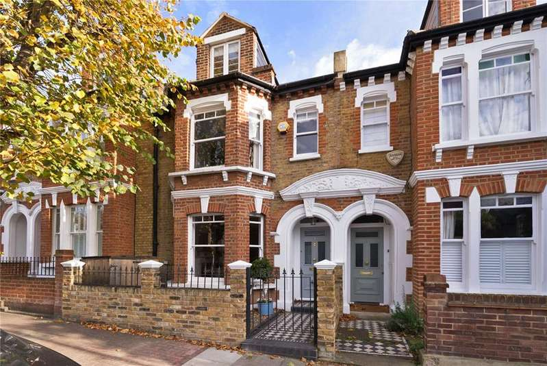 4 Bedrooms Terraced House for sale in Jeypore Road, Wandsworth, London, SW18