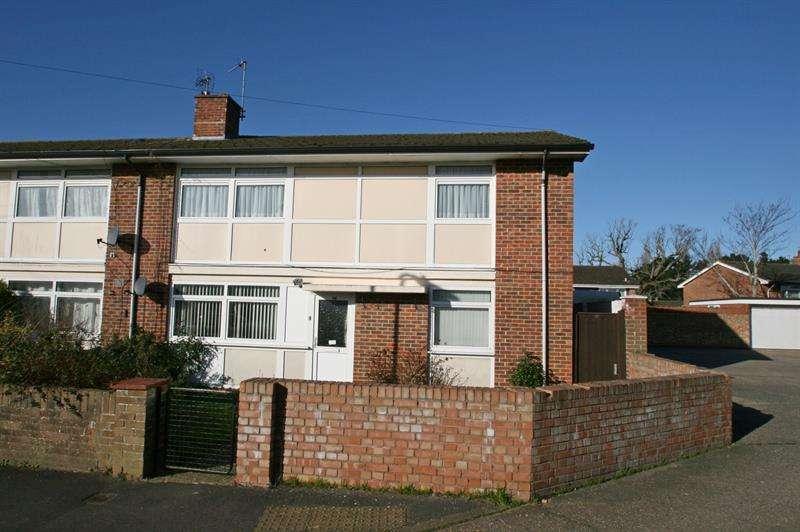 2 Bedrooms Maisonette Flat for sale in Marldell Close, Havant