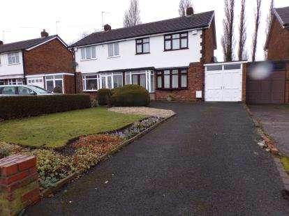 3 Bedrooms Semi Detached House for sale in Bentley Lane, Short Heath, Willenhall, West Midlands