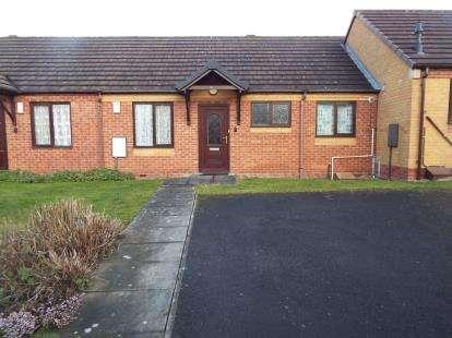 2 Bedrooms Bungalow for sale in Uttoxoter Close, Dunstall, Wolverhampton, West Midlands