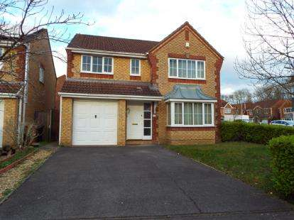 4 Bedrooms Detached House for sale in Nursling, Southampton, Hampshire