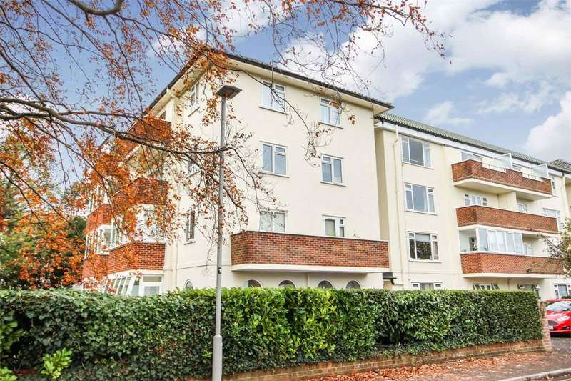 2 Bedrooms Flat for sale in Eagle Road, Branksome, Poole, Dorset
