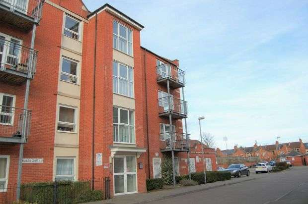 2 Bedrooms Flat for sale in Stimpson Avenue, Abington, Northampton NN1 4ND