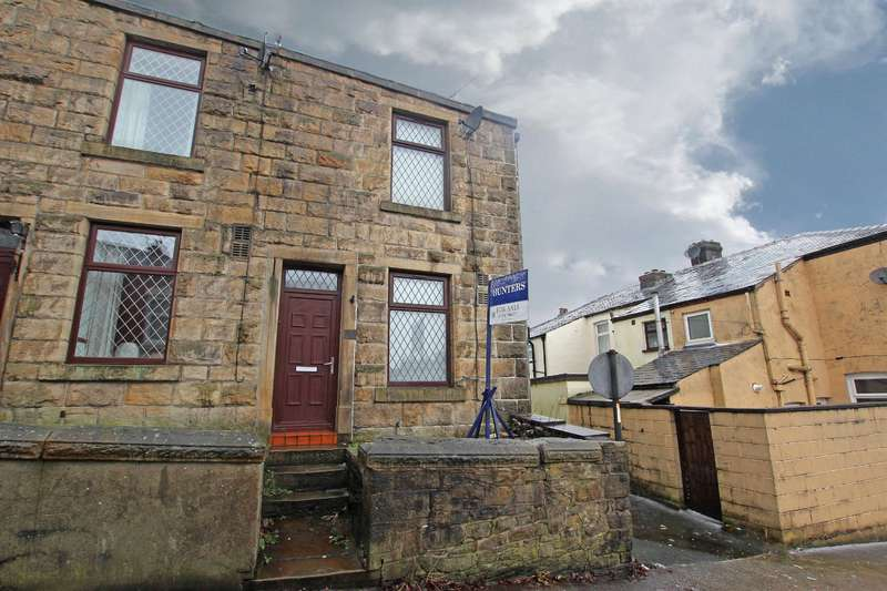 2 Bedrooms Terraced House for sale in Sydney Street Darwen BB3 2QW