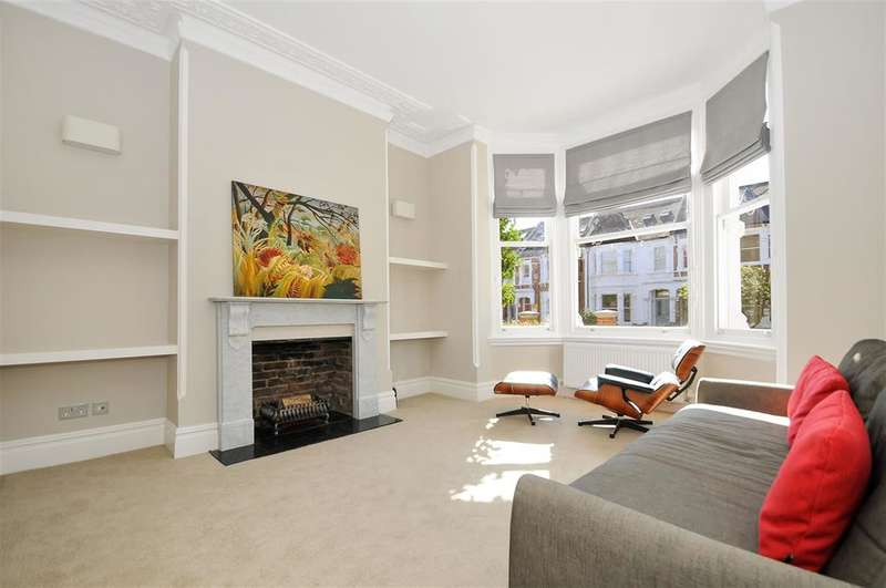 2 Bedrooms Flat for sale in Hillfield Road, London, NW6 1QD
