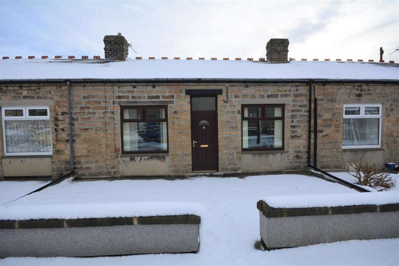1 Bedroom Bungalow for sale in Aged Miners Homes, Cockfield, Bishop Auckland, DL13 5EL