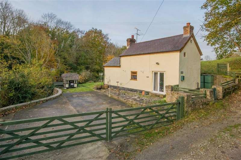 3 Bedrooms Detached House for sale in Ffordd Y Felin, Treuddyn, Mold