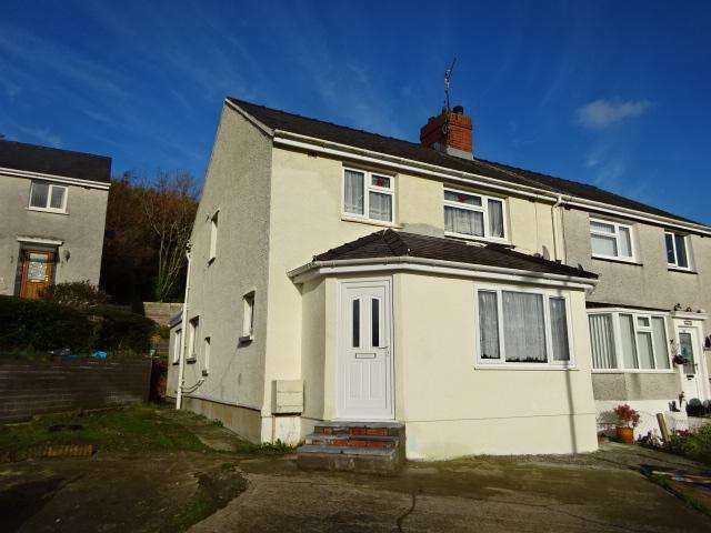 4 Bedrooms Semi Detached House for sale in FFORDD COED MAWR, BANGOR LL57