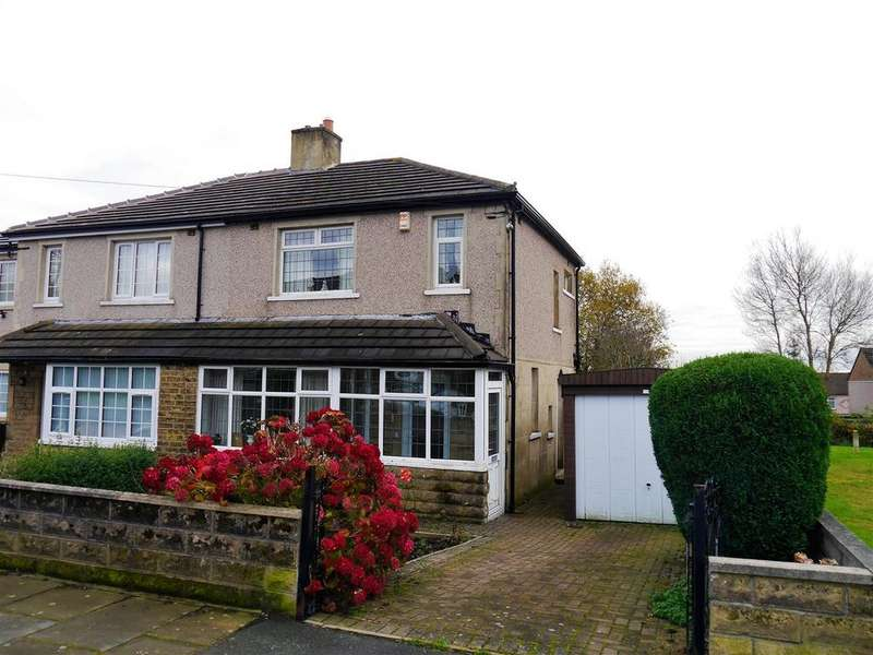 3 Bedrooms Semi Detached House for sale in Thornfield Avenue, Wibsey, Bradford, BD6 1PT