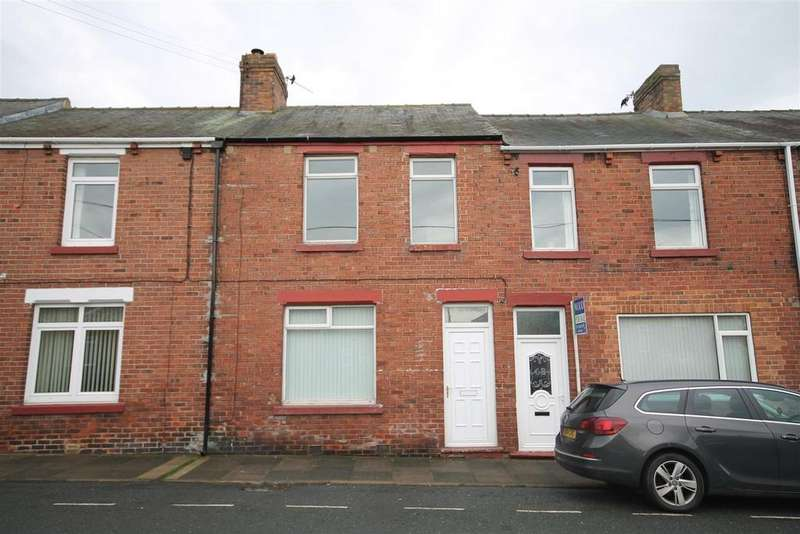 3 Bedrooms Terraced House for sale in Station Road, Ushaw Moor, Durham